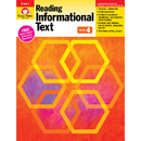 Evan-Moor EMC3204 Gr 4 Reading Informational Text - Lessons For Common Core Mastery