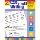 Evan-Moor EMC6022 Daily 6 Trait Writing Gr 2