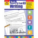 Evan-Moor EMC6023 Daily 6 Trait Writing Gr 3