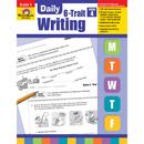Evan-Moor EMC6024 Daily 6 Trait Writing Gr 4