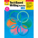 Evan-Moor EMC6034 Gr 4 Text Based Writing Lessons - For Common Core Mastery