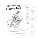 Edupress EP-031 My Own Printing Practice Book