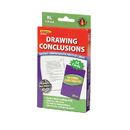 Edupress EP-3417 Drawing Conclusions Cards Reading Levels 5.0-6.5