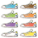 Teacher Created Resources EP-62014 Groovy Shoes Magnetic Accents