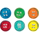 Teacher Created Resources EP-62015 Groovy Buttons Magnetic Accents