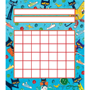 Teacher Created Resources EP-63933 Pete The Cat Incentive Charts