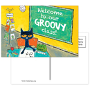Teacher Created Resources EP-63934 Pete The Cat Welcome Postcards