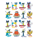Teacher Created Resources EP-63935 Pete The Cat Stickers