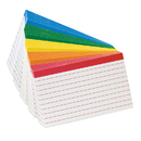 Esselte ESS04753 Oxford Color-Coded Index Cards 3X5