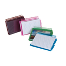 Esselte ESS73138 View Front Spiral Index Cards 3X5 Poly Cover