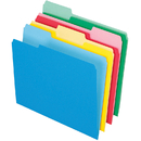 Esselte ESS82300 Pendaflex 24Ct Essentials File Folders Assorted Letter Size