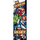 Eureka EU-834021BN Marvel Bookmarks, 6 PK