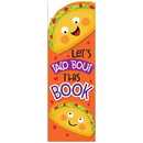 Eureka EU-834035BN Taco Bookmarks Scented, 6 PK