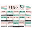Eureka EU-847092 Class Jobs Mini Bulletin Board St Simply Sassy