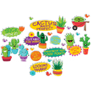 Eureka EU-847774 Sharp Bunch Positive Words Mini Bbs