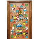 Eureka EU-849314 Dr Seuss Reading Door Decor Kit