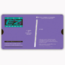 E-Z Grader EZ-5703PURPLE Purple Score Up To 95 Questions
