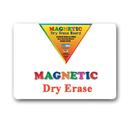 Flipside FLP10027 Magnetic Dry Erase Board 23 1/2X35 1/2