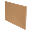 Flipside FLP10300 Wood Framed Cork Board 24X36