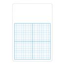 Flipside FLP11262 Flipside 12Pk 1/2In Graph Dry Erase - Boards Class Pack 11 X 16