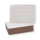 Flipside FLP12034 Double Sided Dry Erase Boards 24Pk 9X12