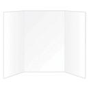 Flipside FLP3004810 Foam Project Boards 10Pk White 36H X 48W