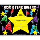 Flipside FLPRS001 Rock Star Certificate
