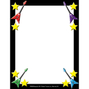 Flipside FLPRS002 Rock Star Border Paper