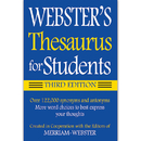 Federal Street Press FSP9781596950948 Websters Thesaurus For Students