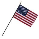Flagzone FZ-1049274 Heritage Us Classroom Flag 12 X 18 - Flag 3/8 X 30 Staff