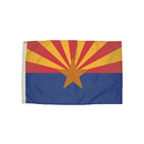 Flagzone FZ-2022051 3X5 Nylon Arizona Flag Heading & - Grommets