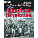 Gallopade GAL0635023482 How Our Nation Was Born The - American Revolution