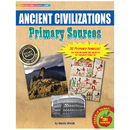 Gallopade GALPSPANCCIV Primary Sources Ancient