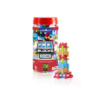 Guidecraft Usa GD-9611 Io Blocks Minis 250 Piece Set