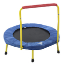 The Original Toy GLT59609 Fold And Go Trampoline