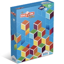 Geomag GMW120 Magicube Multicolor Cubes Set Of 30