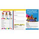 Hayes School Publishing H-PRC09 Preschool Progress Reports 10Pk For 1 Year Olds