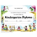 Hayes School Publishing H-VA203CL Kindegarten Diploma 30Pk Certificate