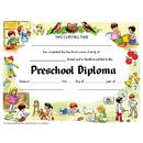 Hayes School Publishing H-VA206CL Diplomas Preschool 30 Pk 8.5 X 11