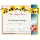 Hayes School Publishing H-VA509 Certificates Of Promotion 30/Pk 8.5 X 11