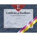 Hayes School Publishing H-VA521 Certificates Of Excellence 30 Pk 8.5 X 11