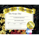 Hayes School Publishing H-VA524 Certificates Of Completion 30 Pk 8.5 X 11