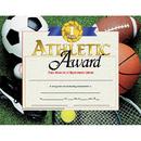 Hayes School Publishing H-VA526 Certificates Athletic Award 30 Pk 8.5 X 11