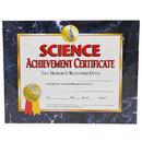 Hayes School Publishing H-VA571 Science Achievement 30/Pk 8.5 X 11 Certificates