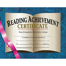 Hayes School Publishing H-VA577 Certificates Reading Achievement 30 Pk 8.5 X 11