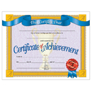Hayes School Publishing H-VA608 Certificates Of Achievement 30/Pk 8.5 X 11 Inkjet Laser
