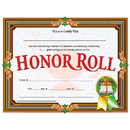 Hayes School Publishing H-VA612 Certificates Honor Roll 30/Pk 8.5 X 11 Inkjet Laser