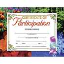 Hayes School Publishing H-VA633 Certificates Of Participation 30 Pk 8.5 X 11 Inkjet Laser