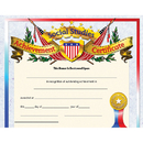 Hayes School Publishing H-VA675 Social Studies Achievement 30Pk Certificates 8.5 X 11 Inkjet Laser