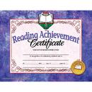 Hayes School Publishing H-VA677 Reading Achievement 30Pk 8.5 X 11 Certificates Inkjet Laser